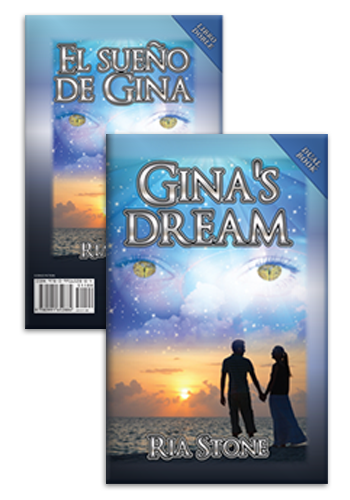Gina's Dream dual English/Spanish Book