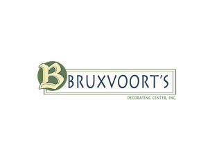 Logo design - Bruxvoort's Decorating Center