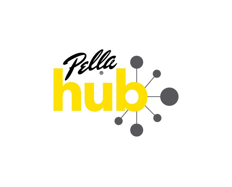Brand identity development and custom logo designs for for Design hub interior decoration llc