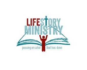 Logo design - Life Story Ministry