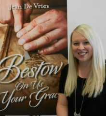 Book Contest Winner Jean De Vries will take part in a book signing in Pella on December 3.