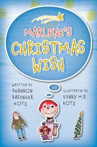Marlene's Christmas Wish book cover