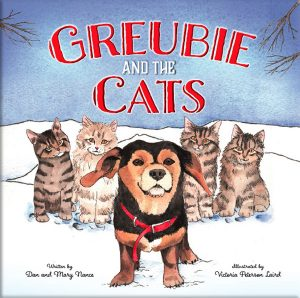Greubie and the Cats